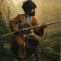 Circassian-Warrior