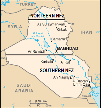 Iraq-NO-FLY-ZONES-map-1991-2003