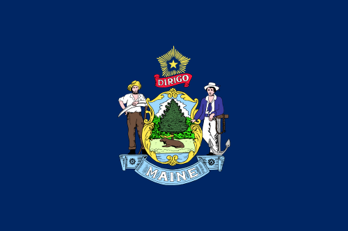 flag-of-maine