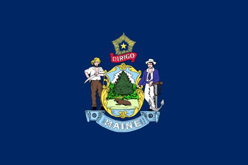 flag-of-maine