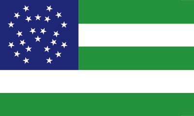 Flag of the New York City Police Department