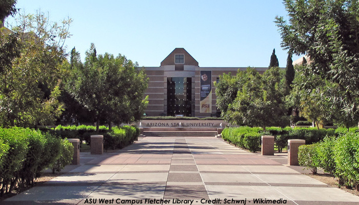 arizona-state-west-fletcher-library