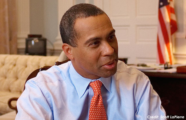 Former Massachusetts Gov. Deval Patrick served from 2007 to 2015. (Photo by Scott LaPierre)