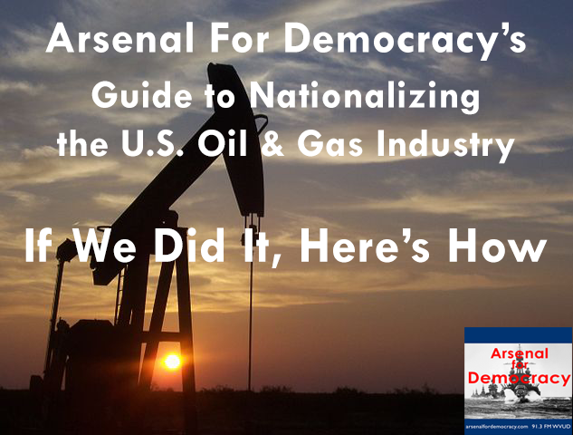 afd oil and gas nationalization